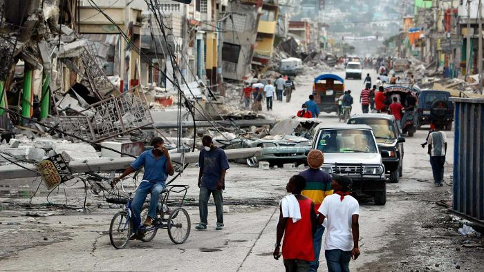 What Are Some Facts About the 2010 Haiti Earthquake?