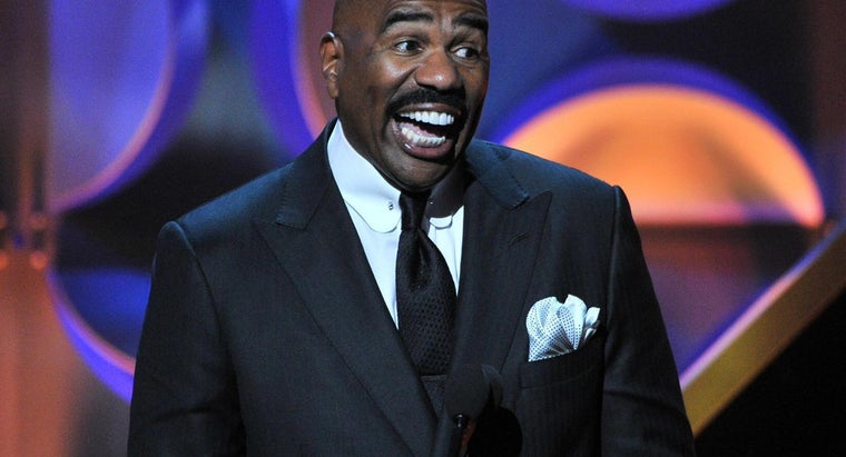 What Are Some of the Things That Have Been Included in Steve Harvey Giveaways?