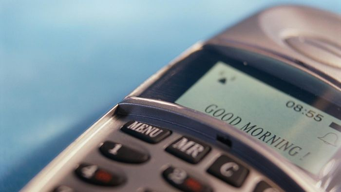 What Was the First Text Message Ever Sent?