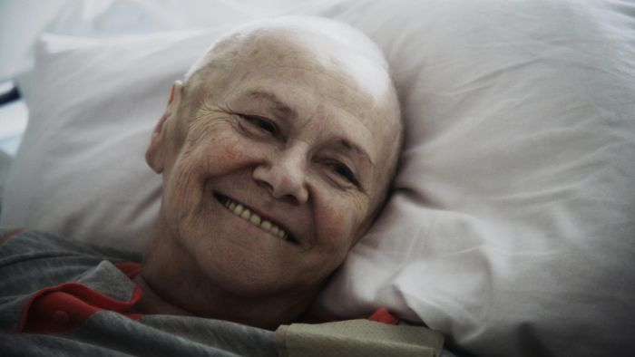 What are some words of comfort for someone dealing with cancer?