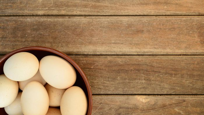 Are Eggs High in Cholesterol?