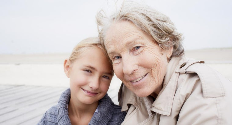 What Are Some Tips for Writing Letters to Granddaughters?