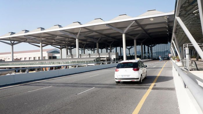 What Are Some Car Rental Companies at Malaga Airport?
