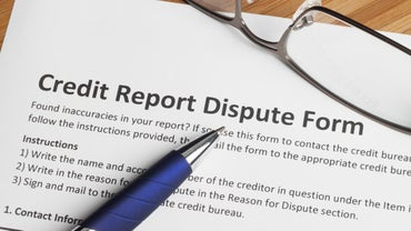 Where Can You Find Free Credit Dispute Letters?