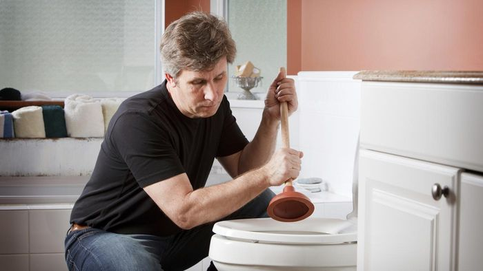 How Do You Repair a Clogged Toilet?