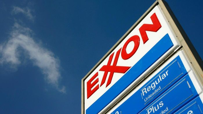 Where Can You Find the Current Price of Exxon Stock?