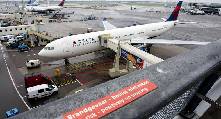When and Where Was Delta Airlines Founded?
