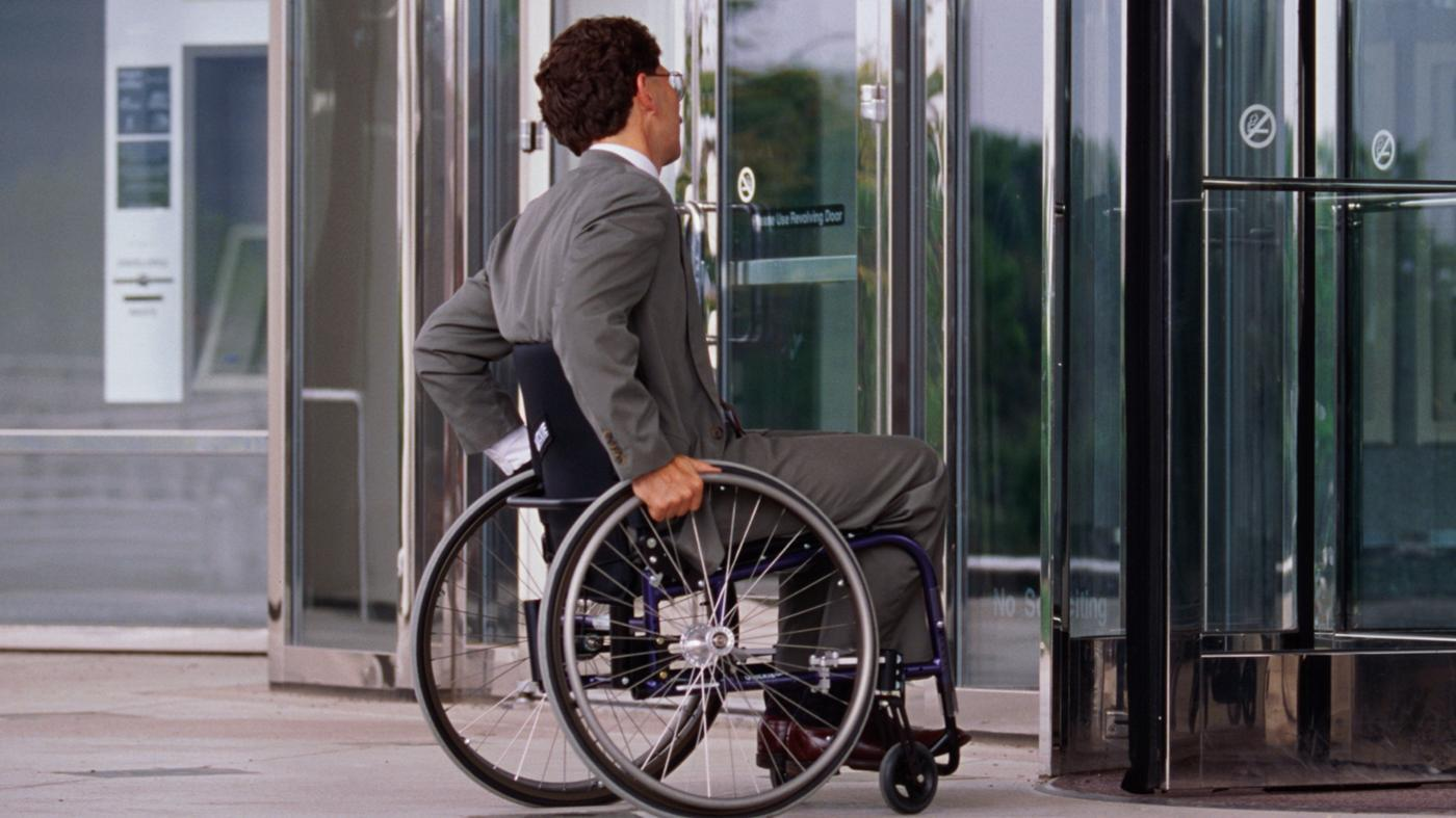 What Are the Door Width Recommendations for a Wheelchair Access?