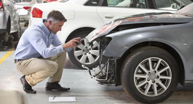 What Are the Estimated Costs to Repair a Bumper?