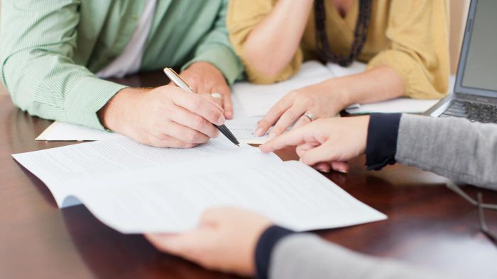 Where Can You Find a Mortgage Payment Table?