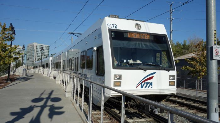Where Can You View Light Rail Maps for San Jose, California?