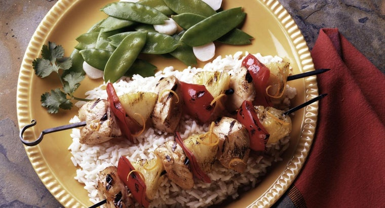 What Is a Simple Recipe for Pineapple Chicken?