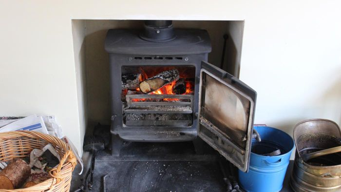 Can vintage wood stoves be used in modern homes?