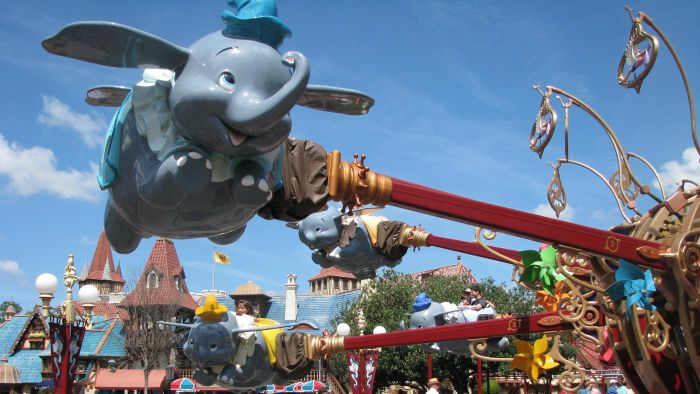 Where Can You Find a List of Disney World Rides?