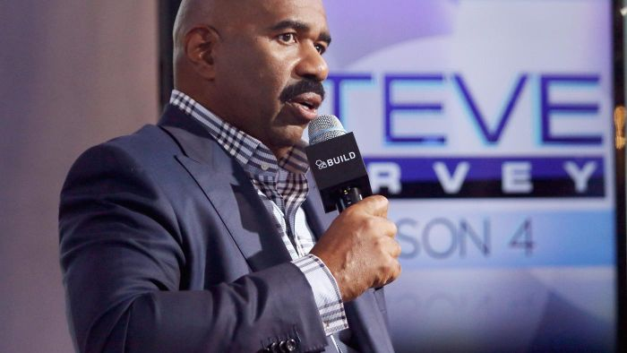 "Where Is the ""Steve Harvey Show"" Taped?"
