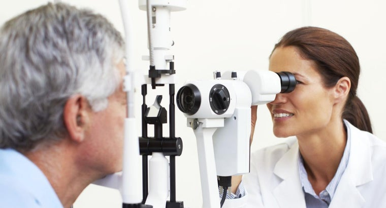 What Are Some Common Diseases of the Eye?