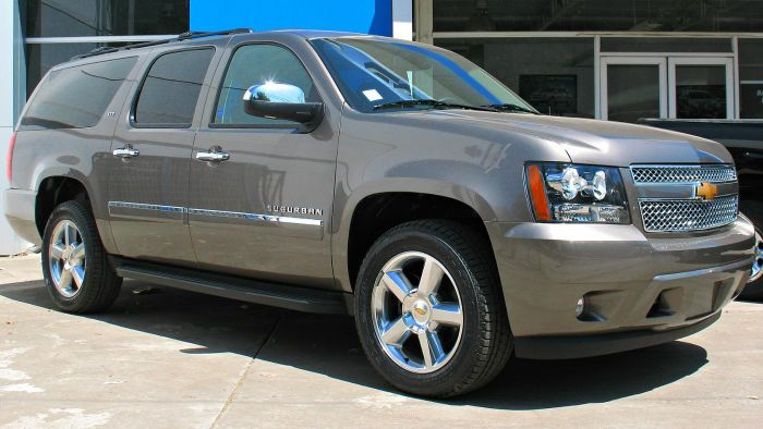 How Do You Find a Reliable Used Chevy Suburban for Sale?