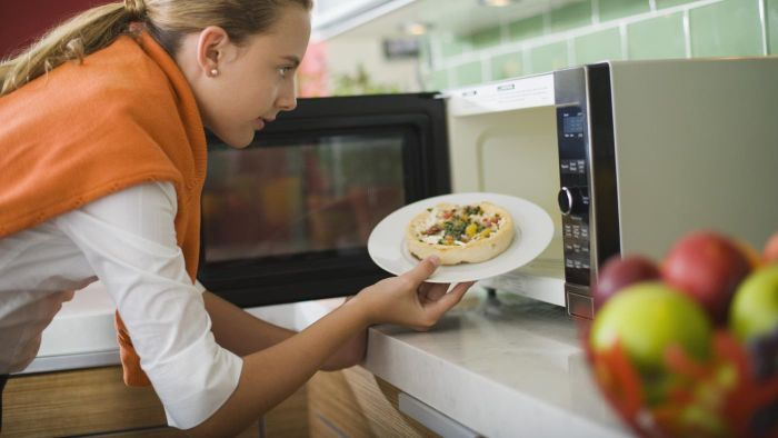 What Advantages Do Microwave Ovens Have Over Convection Ovens?