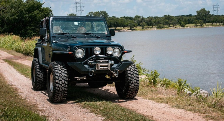 Can You Find Used Jeeps for Sale on EBay?