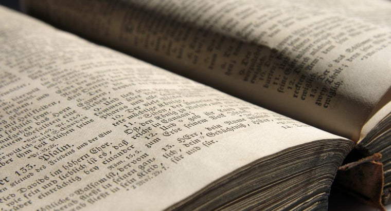 Who Are Some Old Testament Prophets?