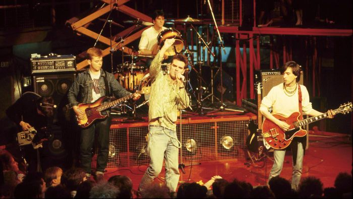 What Were Some of the Most Popular Rock Bands of the 1980s?