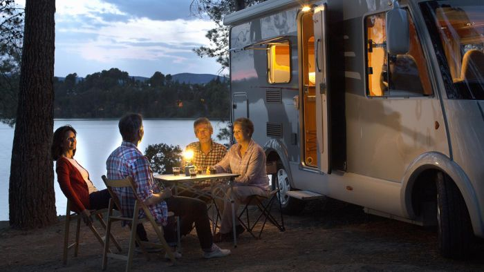 Where Can You Find the Value of a Used Motor Home?