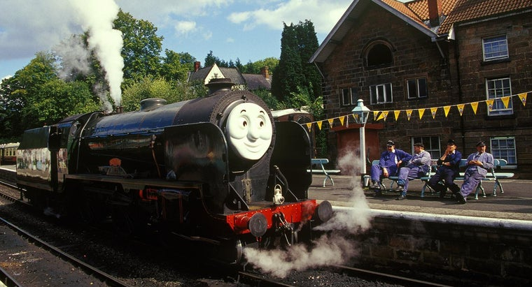 What Ages Are Thomas and Friends Games For?