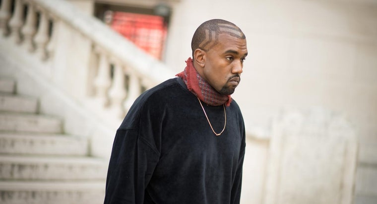 Where Does Kanye West Sell Items From His Clothing Line?
