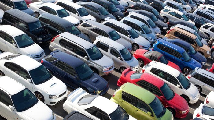 What Happens at a Police Repo Car Auction?