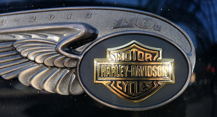 Where Is Harley-Davidson Clothing Sold?