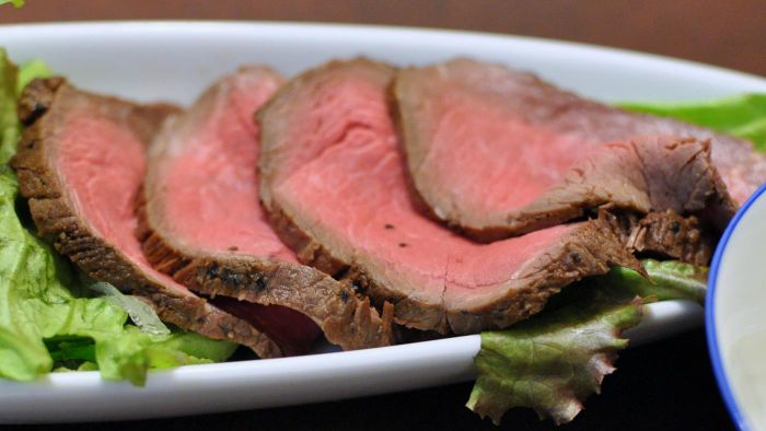Do different kinds of beef require different roasting times?