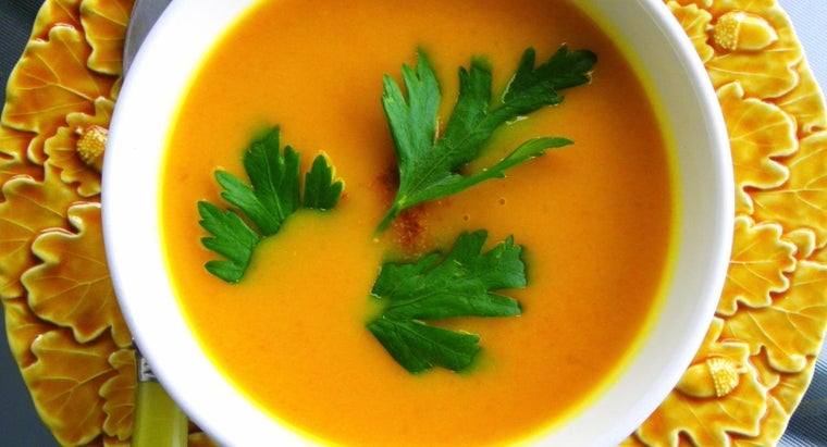 What Is an Easy Carrot Soup Recipe?