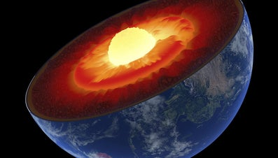 How Did We Discover the Earth's Inner Core?