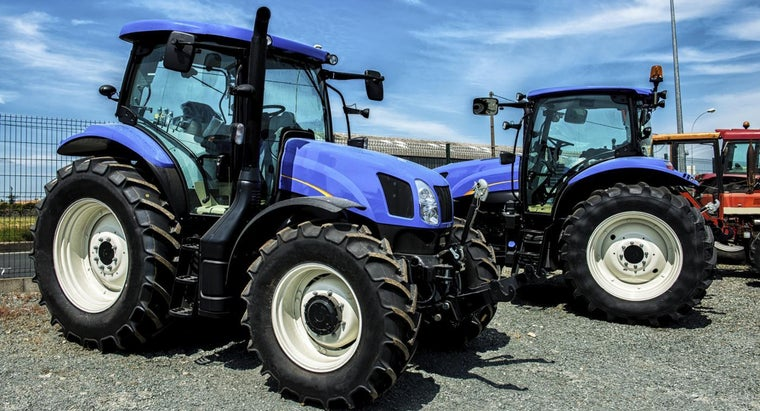 What Types of Tractors Does LS Sell?