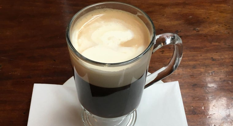 What Is a Recipe for Original Irish Coffee?