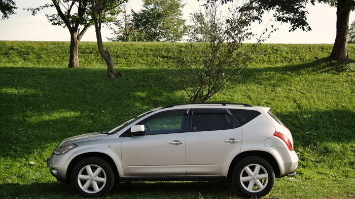 What Are Some Tips for Buying a Used Nissan Murano?