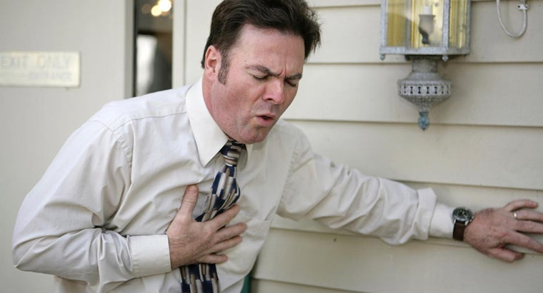 What Are Some Symptoms of Weak Heart Muscles?