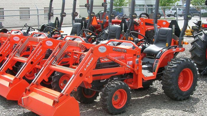 Where Can You Find Kubota Tractors for Sale?