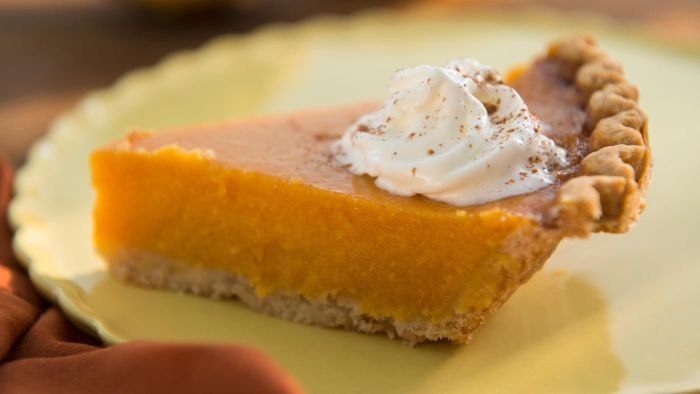 What Is an Easy No-Bake Pumpkin Pie Recipe?