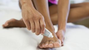 How Can You Treat Athlete's Foot?