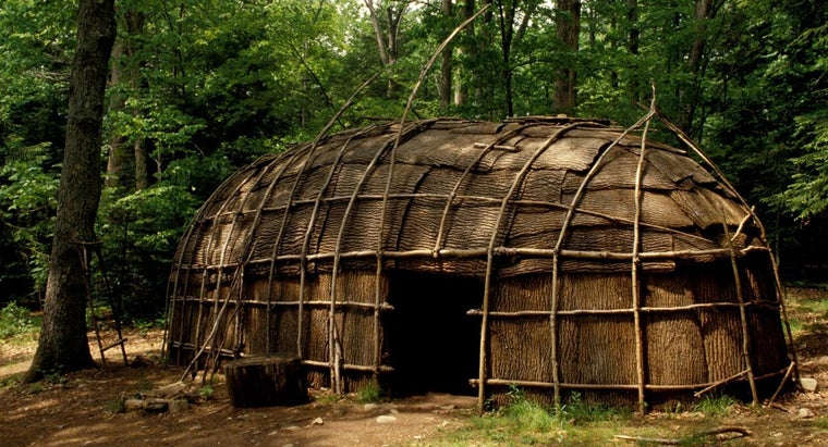 How Do You Construct a Longhouse?