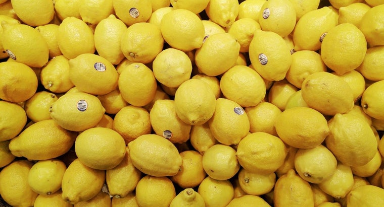 What Is a Good Recipe for Lemon Sauce?