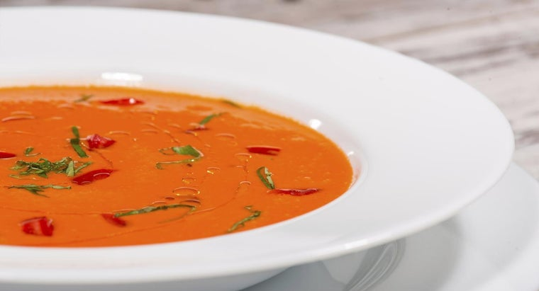 What Are Some Recipes for Tomato Bisque Soup?