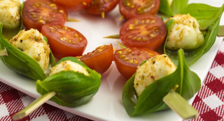 What Are Some Ideas for Cold Party Appetizers?