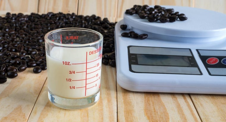 How Many Grams Are in 1 Cup?