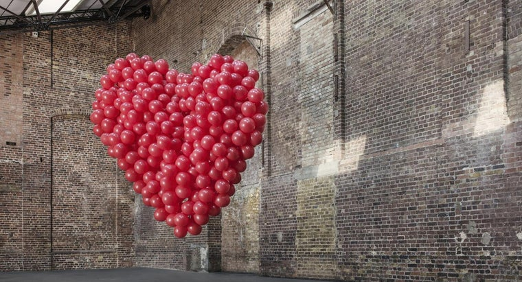 Where Can You See Pictures of Hearts?