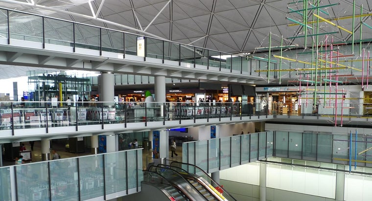 What Are Some Hotels Near the Hong Kong Airport?
