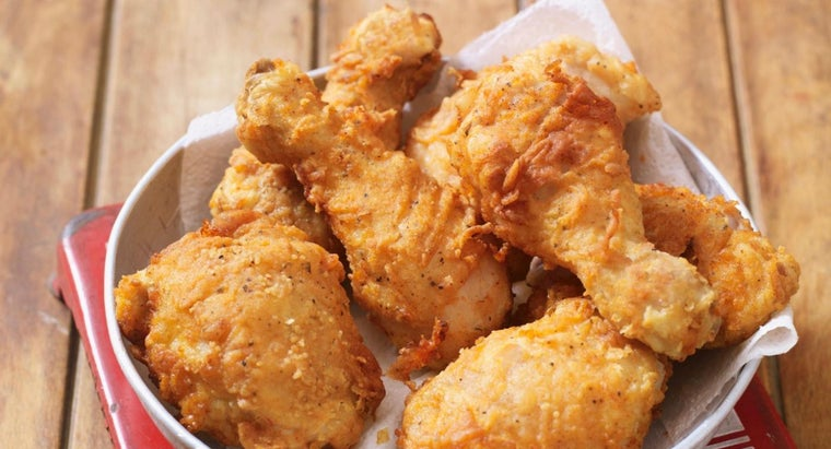 What Is a Good Southern Recipe for Fried Chicken?