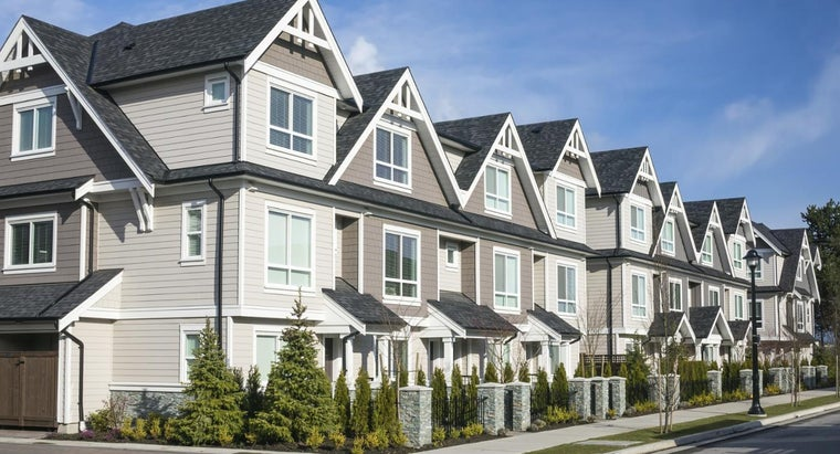 Where Can You Find Townhouses to Rent?