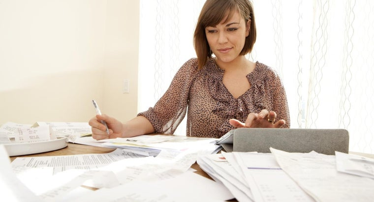 Where Can You Find a Good Example of a Household Budget Template?